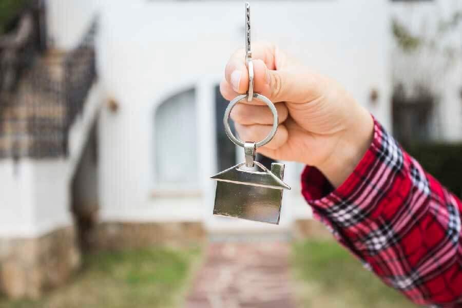 llaves de articulo de blog de inmobiliaria en cádiz